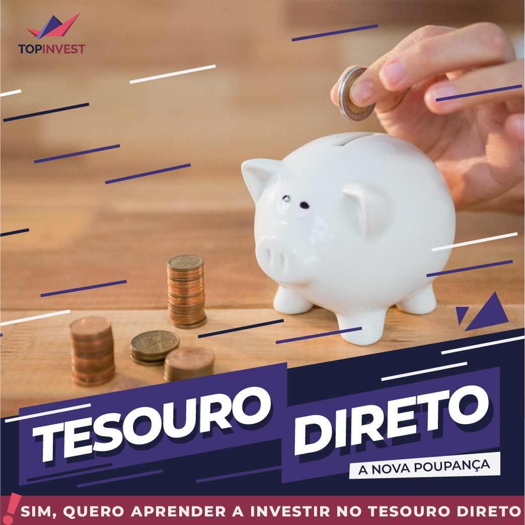 aprender investir tesouro direto 2019