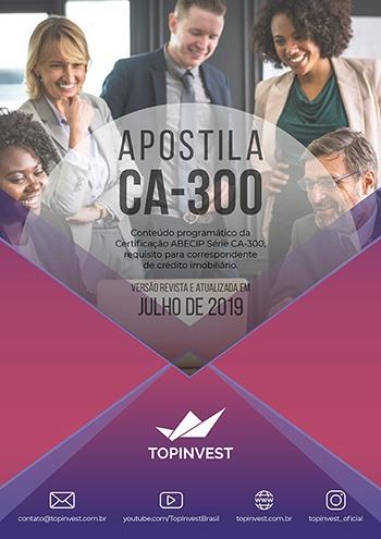 Apostila CA-300 TopInvest